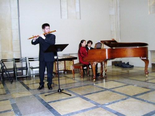 """""""中国音乐周""""在波兰(二)——中国民族器乐音乐会"""