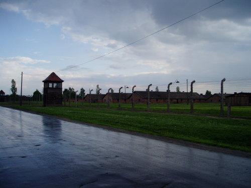 难忘奥斯维辛集中营——清明节的祭奠