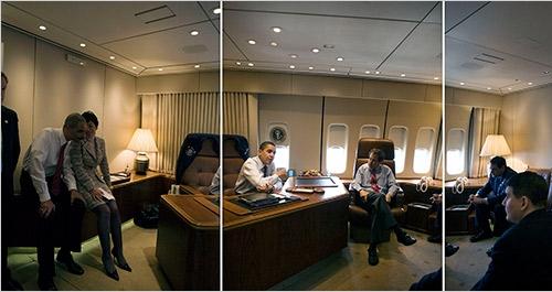 奥巴马的大飞机