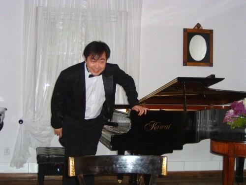 """""""中国音乐周""""在波兰(三)—— 杜泰航钢琴独奏会"""