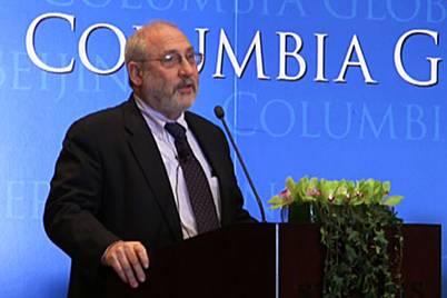 """【一席谈】Stiglitz:寒舍晚餐上谈""""不对称"""""""