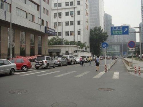 关于取消北京市地面道路停车的建议