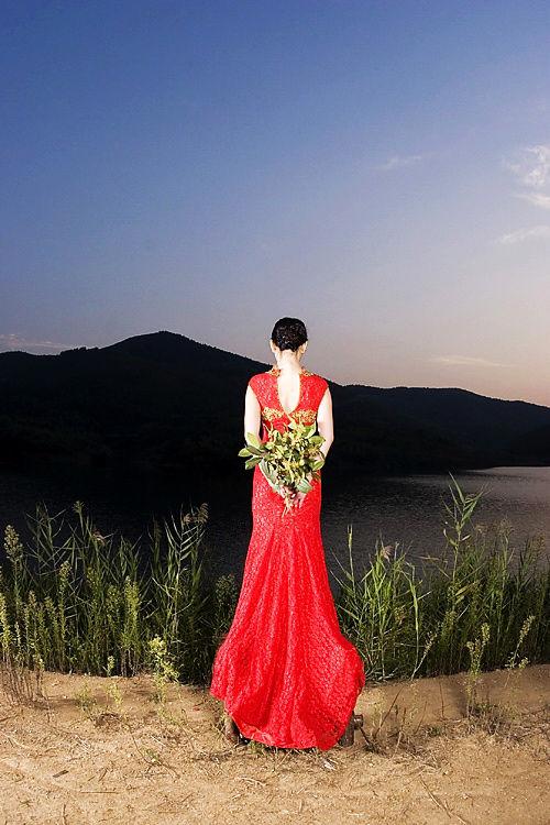 中国红(咏物诗(2))