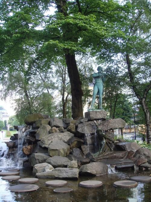 挪威:沿着格里格的足迹(四)