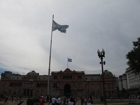 火热与冰冷的阿根廷—-南美散记之四