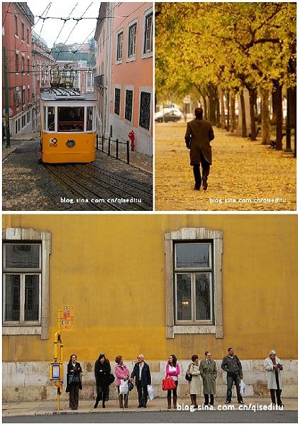 街拍里斯本:宽容之城