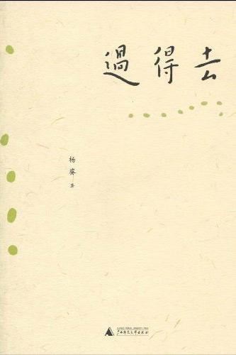 【2010翻书日志】:《过得去》