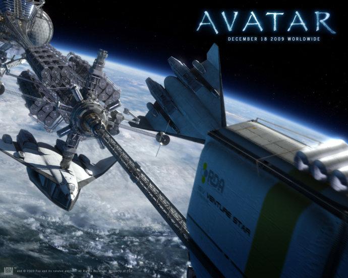 虚拟现实技术让《阿凡达》(Avatar)展翅高飞