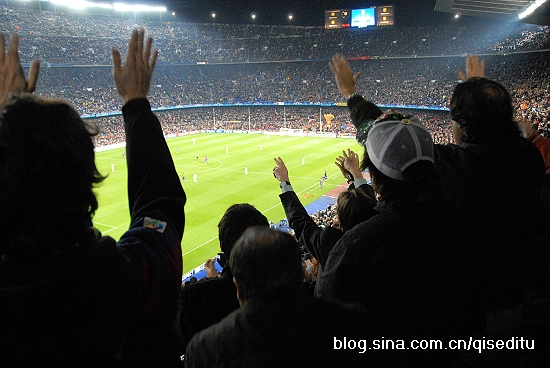 【西班牙】现场直击:巴萨2-0胜国米
