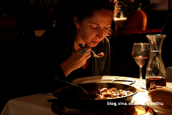 巴塞罗那,秀色可餐之旅
