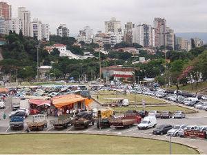 巴西行之圣保罗:城市与科技
