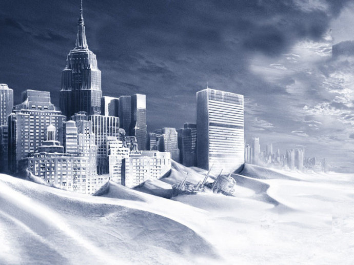 潘石屹:中国的房地产市场现在进入冰川期