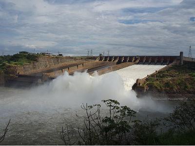 巴西行之库里提巴&伊瓜苏:资源大国