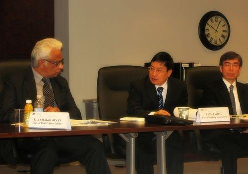 赴美参加第24次国际银行业联合会董事会会议情况简报