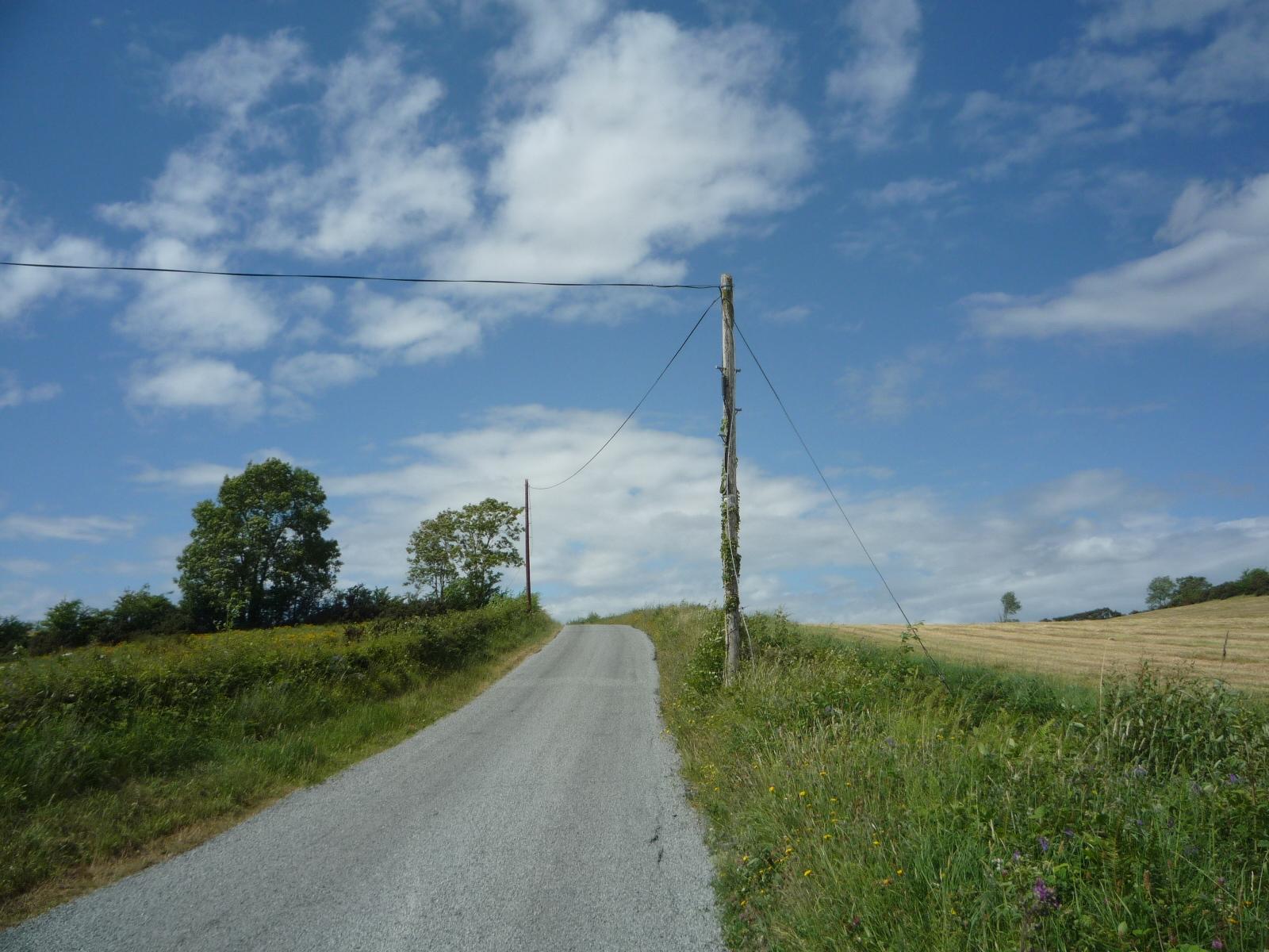 爱尔兰乡村风景