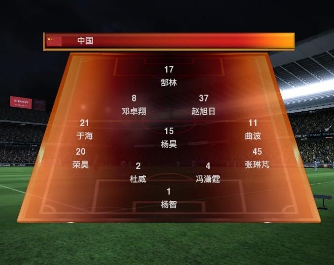 中国队3:0大胜韩国的搞笑理由