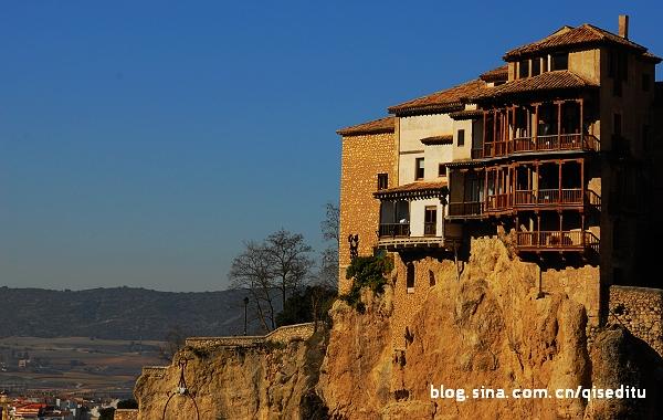 【西班牙】昆卡,悬崖上的美丽城