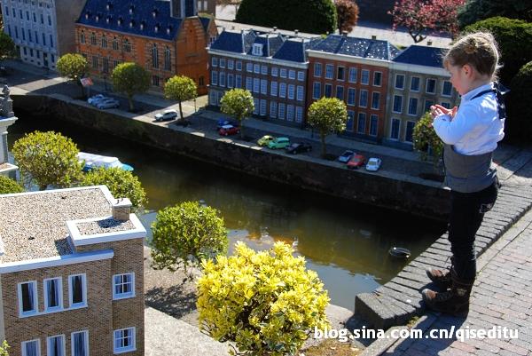 【荷兰】在世界最小城市,人人都是巨人