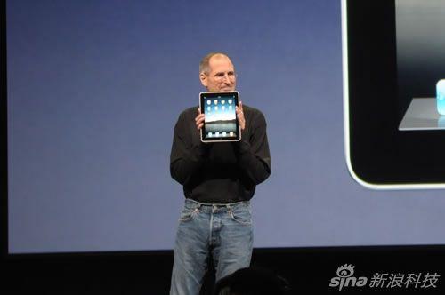 苹果iPad不是一个产品,是一场革命