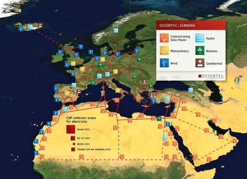 ESOF第五天:欧洲超级电网计划