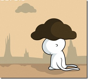 抑郁症让人眼中的世界变得灰暗