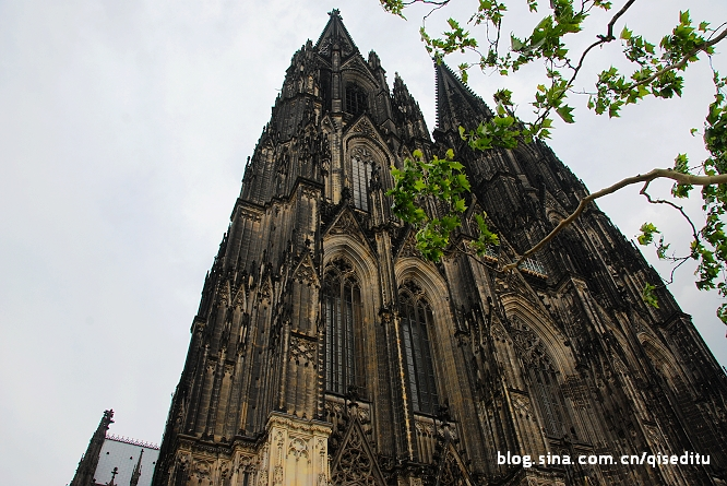 【德国】高山仰止,科隆大教堂