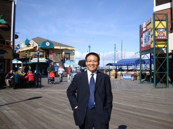 2009年2月旧金山海滩
