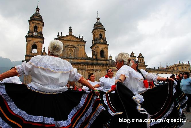 【哥伦比亚】波哥大,原生态美食节浓墨重彩