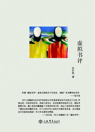 【2010翻书日志】:《虚拟书评》
