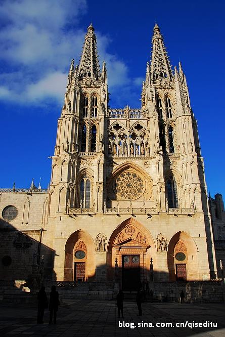 【西班牙】奇观:布尔戈斯大教堂