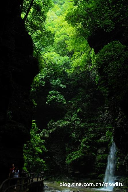 【广元】中国地理中心点,风景独好