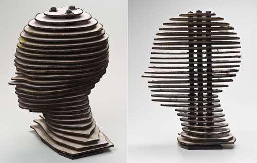 Julian Voss-Andreae的雕塑:量子物体 - 亿能 - 亿能部落格---观察思维比思维本身更重要