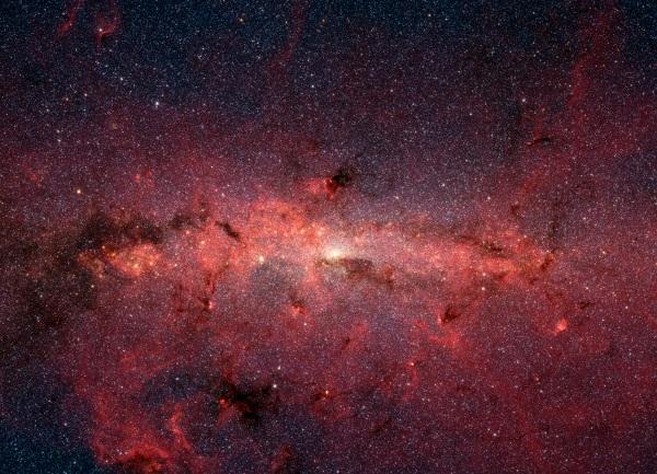 探识银河真面目