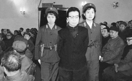 审判江青文革罪行法庭辩论内幕揭秘