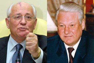 回望戈尔巴乔夫领导的苏联改革
