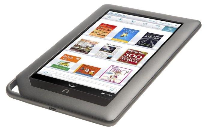 全球电子书巨头邦诺向平板电脑低头