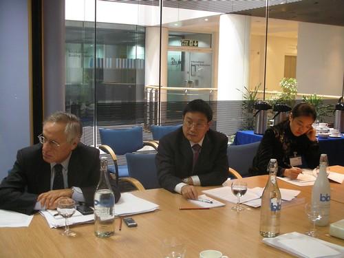 参加IBFed第25次董事会会议并访秘鲁银行业协会