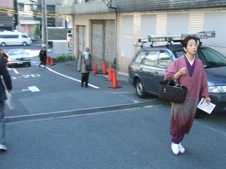 东京琐记(四)日本女人幸福吗?