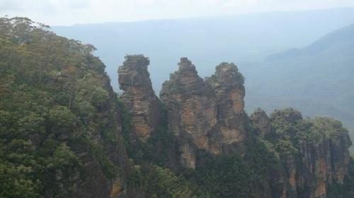 澳洲蓝山原始森林纪行