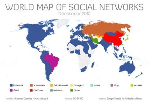 Facebook扩大领先 今年有十大事