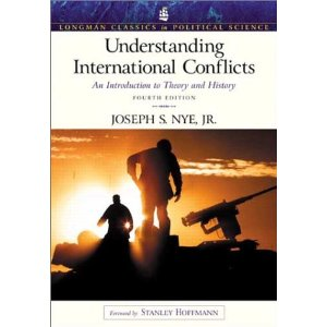 主观书评之《理解国际冲突》