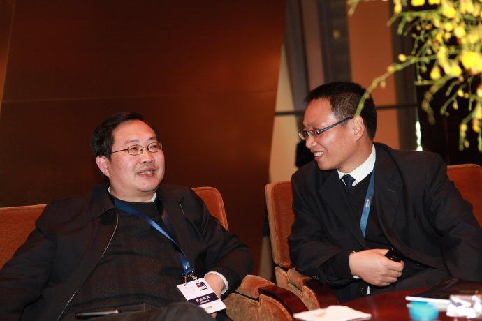 首届财新峰会2010:与国研中心研究员刘守英老师聊天