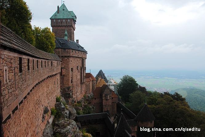 【法国】森林中的国王城堡