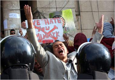 埃及不是突尼斯