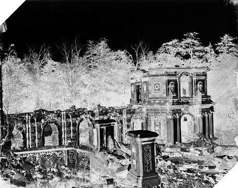 活动预告:残园惊梦-奥尔末与圆明园历史影像展