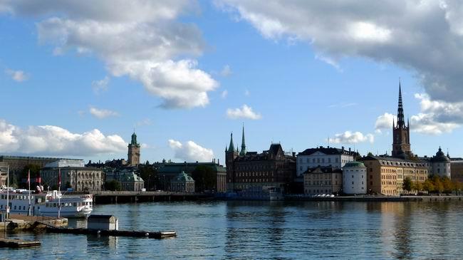 虎年鹤踪之瑞典