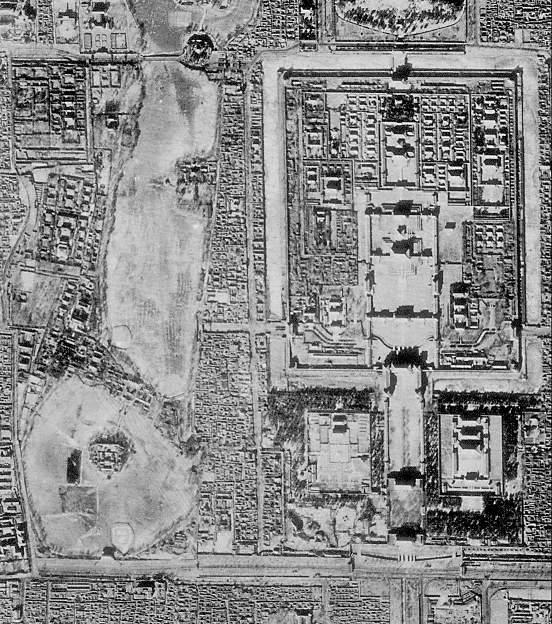 民国改造故宫之争