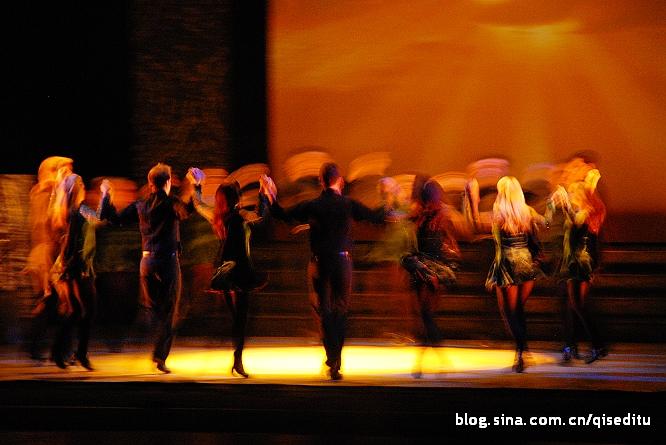 爱尔兰,大河之舞