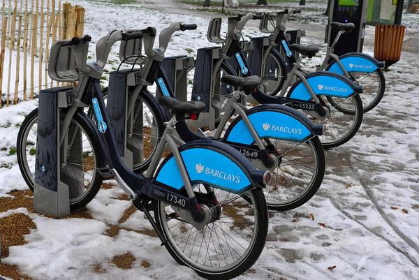 提案:建议北京市启动新的公共自行车租赁计划