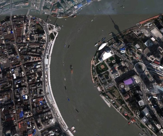 """世博观察之一:上海""""大开挖"""""""